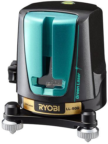 RYOBI/リョービ/京セラ【LL-50G】(4370499) レーザー墨出器