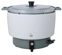 《あす楽》◆15時迄出荷OK!パロマ 業務用ガス炊飯器【PR-10DSS】20合~55合 固定取手付 都市ガス(12A/13A)