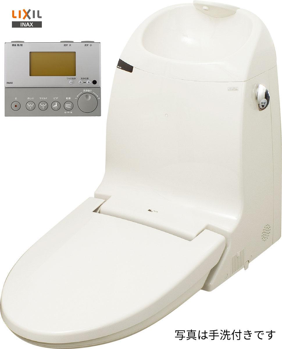▽《あす楽》◆15時迄出荷OK!INAX/LIXIL シャワートイレ一体型取替用機能部【DWT-MM85】BN8オフホワイト (手洗付) MMタイプ