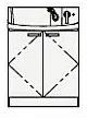 100%正規品 ###クリナップ 洗面化粧台【BNFH75TNMCWW】アロマホワイト 開きタイプ FANCIO(ファンシオ) ハイグレード H85cm 間口75cm, 中古パチスロ販売 BIG 190a0864