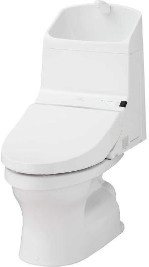 ###Ю&《あす楽》◆15時迄出荷OK!TOTO ウォシュレット一体型便器 HV セット品番【CES972】NW1(ホワイト) 床排水タイプ 手洗あり (TCF972+CS343B)