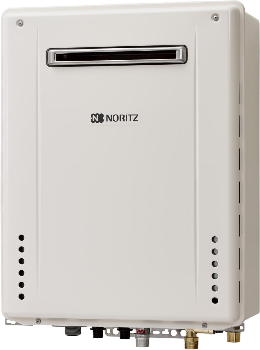 ♪###ノーリツ ガスふろ給湯器【GT-2060SAWX-1 BL】シンプル オート 設置フリー形 ユコアGT 屋外壁掛形 20号 (旧品番 GT-2060SAWX BL)