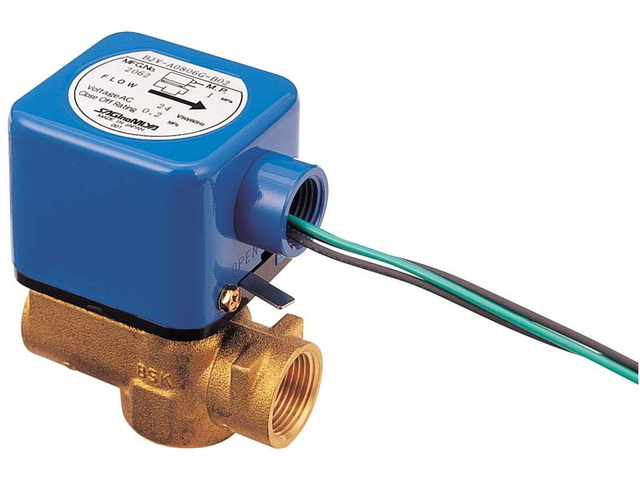 ###●三菱 電気温水器 大容量給湯システム用特殊部材【GT-91F】電動弁 受注生産 (旧品番 GT-91E)