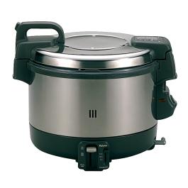 ψパロマ 業務用ガス炊飯器【PR-4200S】電子ジャー6.7合~22合