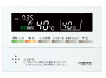 『カード対応OK!』コロナ 石油給湯器 部材【RBI-EF47RX5】浴室リモコン 2芯リモコンコード8m付