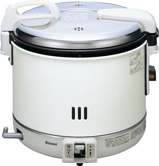 ###リンナイ ガス炊飯器 【RR-15VNS2-1】1.5升 3.0L 卓上型(普及タイプ)(RR15VNS21)受注生産