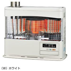 ###コロナ 暖房機器【SV-7018PR(W)】ホワイト ポット式輻射 PRシリーズ 木造18畳 コンクリート25畳