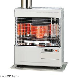 ###コロナ 暖房機器【SV-V4518M(W)】ホワイト ポット式輻射 Vシリーズ 木造12畳 コンクリート16畳