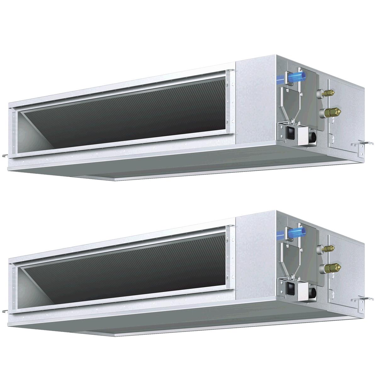###ダイキン 業務用エアコン【SZZM224CJD】[分岐管セット] 天井埋込ダクト形(高静圧タイプ) ツイン同時 8馬力 ワイヤード 三相200V Eco ZEAS