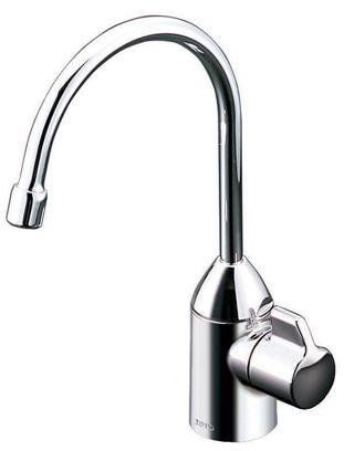 《あす楽》◆15時迄出荷OK!水栓金具 浄水器:カートリッジビルトイン形 浄水器専用自在水栓 TOTO【TK301AS】(旧品番TK301ASX)