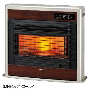 ###コロナ 暖房機器【UH-FSG7018K(MN)】ウッディゴールド 床暖房内蔵FF式石油暖房機(輻射型) スペースネオ床暖 木造18畳 コンクリート25畳 (旧品番 UH-FSG7017K)