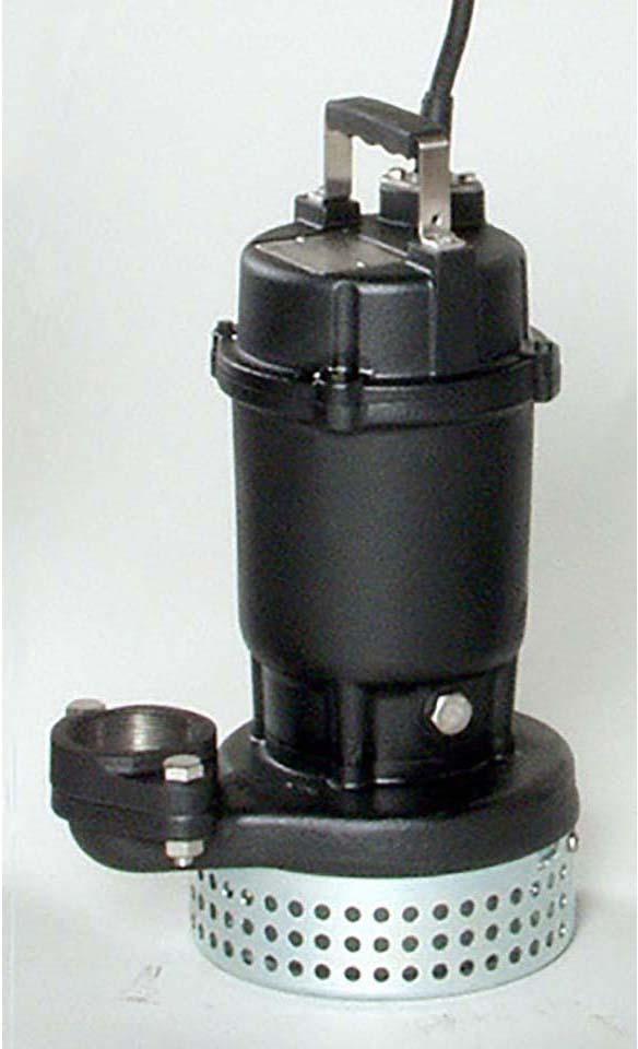 エバラ/荏原【50DSH61.5】汚水用水中ポンプ DSH型 非自動型 高液温仕様 三相 60Hz