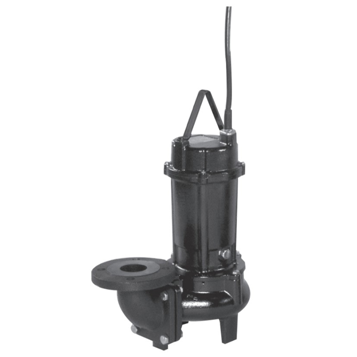 エバラ/荏原【50DV26.4SA】汚水用ボルテックス水中ポンプ DV2型 非自動型 単相 60Hz