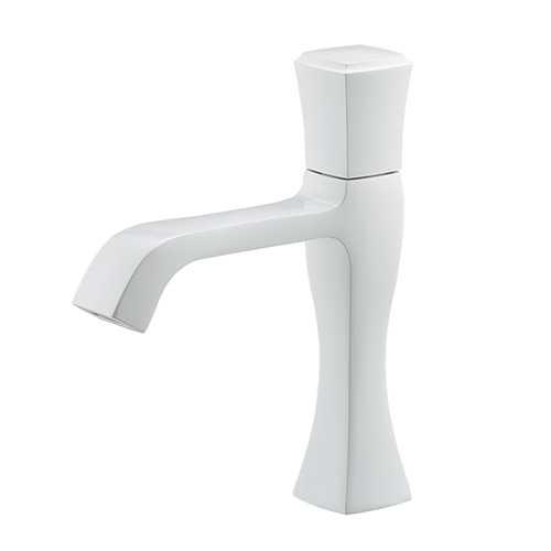 カクダイ【716-261-W】立水栓//ホワイト