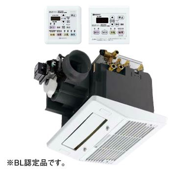 ノーリツ 浴室暖房乾燥機【BDV-M3303AUKNST】1室ミスト機能付