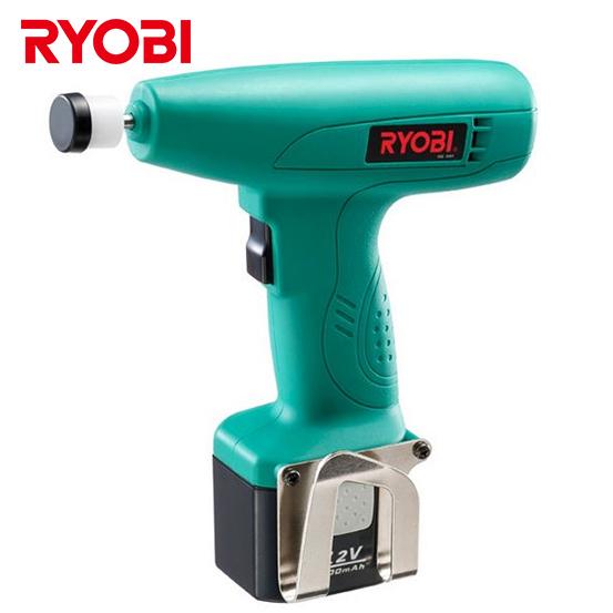RYOBI/リョービ/京セラ【BTP-722】(695504A)充電式タイルパッチ ベルトフック付(プレスタイプ)