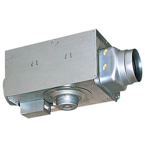 換気扇 東芝【DVC-20H】 天井埋込形ダクト用 中間取付タイプ 低騒音形