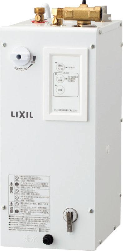 INAX/LIXIL 小型電気温水器【EHPN-CA6ECS1】ゆプラス 適温出湯スーパー節電タイプ 6L AC100V