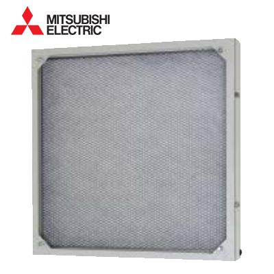 ###三菱 換気扇 部材【FU-80KPSF】有圧換気扇用フィルターユニット 80cm 鋼板製 受注生産
