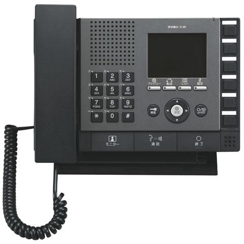 ###βアイホン【IX-MV】モニター付インターホン端末 IPネットワーク対応インターホンIXシステム 受注生産約2ヶ月