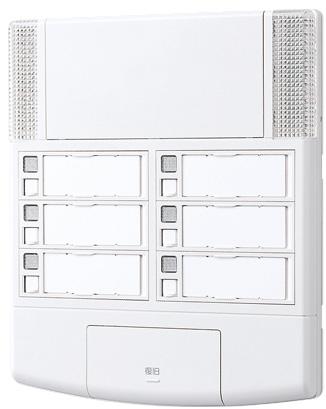 βアイホン【NFR-3X-6】6床用廊下灯