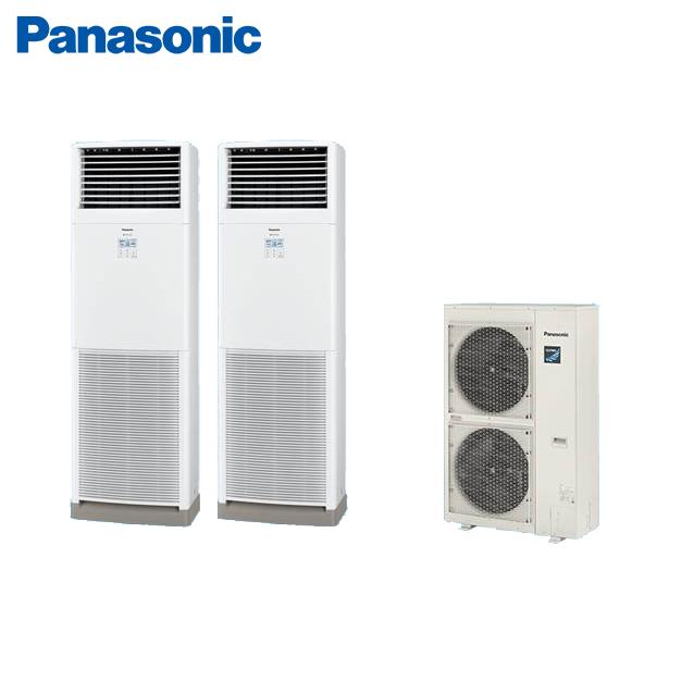 ###パナソニック 業務用エアコン【PA-P140B6GDN1】Gシリーズ 床置形 冷暖房 同時ツイン 標準 三相200V P140形
