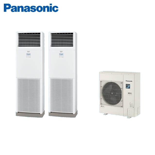 ###パナソニック 業務用エアコン【PA-P112B6CDN1】Cシリーズ 床置形 冷房 同時ツイン 標準 三相200V P112形