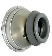 『カード対応OK!』西邦工業/SEIHO【PK20K】空調用吹出口 結露対応型パンカールーバー