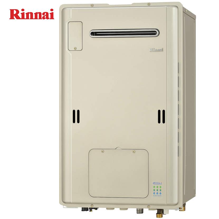 『カード対応OK!』###リンナイ【RUH-E1613W2-1】ガス給湯暖房用熱源機 屋外壁掛型 受注生産