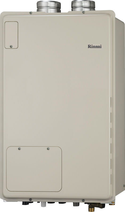 ###リンナイ ガス給湯暖房用熱源機【RUFH-A2400SAFF2-1】オート FF方式 屋内壁掛型 24号 2-1 床暖房6系統熱動弁外付