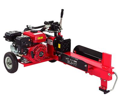 ###ωナカトミ【ELS-7T】エンジン式薪割機