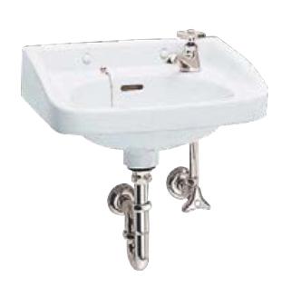 Ю####ジャニス/Janis【L131+NL1+NL2Y+NL31P+NT7A】Pトラップ壁排水セット 大型手洗器