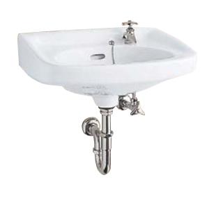 Ю####ジャニス/Janis【L161+NL1+NL2Y+NL3P+NT2+NT2B】Pトラップ壁排水セット 小形洗面器