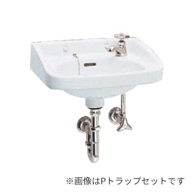 Ю####ジャニス/Janis【L131+NL1+NL200Y+NL31S+NT7A】Sトラップ床排水セット 大型手洗器