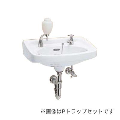 Ю####ジャニス/Janis【L161N+NL1+NL200Y+NL3S+NT31#+NT2+NT2B】Sトラップ床排水セット 小形洗面器