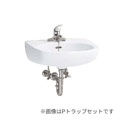 Ю####ジャニス/Janis【L500NS+ML560HE+NL200-3Y+NL3S+NT2+NT2B】Sトラップ床排水セット 小形洗面器