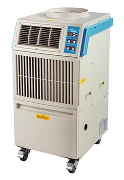 ###ωナカトミ【MAC-30S】業務用移動式エアコン単相200V(冷房)
