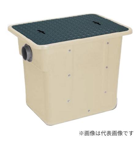 ###前澤化成工業【GTA-30-N(鉄蓋)】グリーストラップ パイプ流入埋設型 GTA FRP製