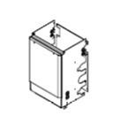 ###♪パーパス 給湯器 部材【MDK-SC11-50】片側1台用配管カバー
