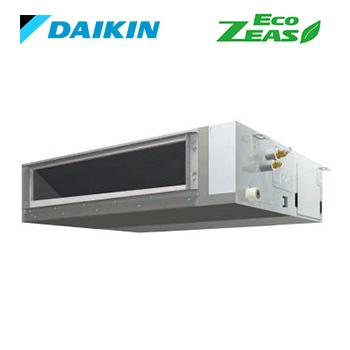 ###ダイキン 業務用エアコン【SZRMM63BFV】天井埋込ダクト形(標準タイプ) ペア 2.5馬力 ワイヤード 単相200V Eco ZEAS