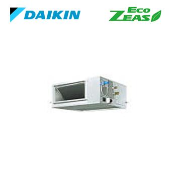 ###ダイキン 業務用エアコン【SZRM50BFV】天井埋込ダクト形(高静圧タイプ) ペア 2馬力 ワイヤード 単相200V Eco ZEAS