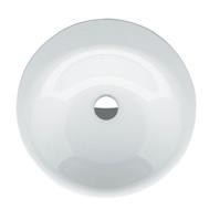 ###ハンスグローエ【52054691】ホワイト A220 HLW1 ベッテラックス オーバル オーバーカウンター 受注生産品