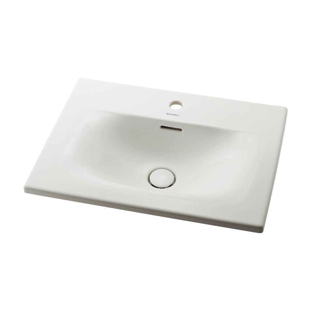 カクダイ【#DU-0385600000】角型洗面器