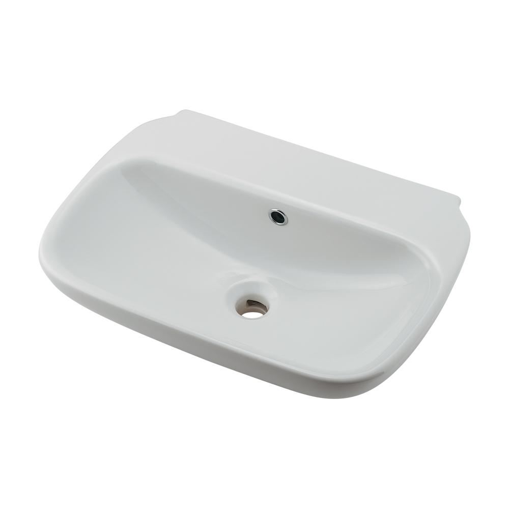 カクダイ【#LY-493230】壁掛洗面器
