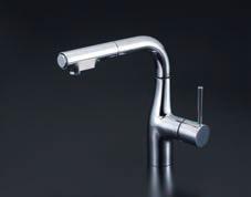 KVK【KM6101ZR2EC】シングルレバー式シャワー付混合栓 寒冷地用