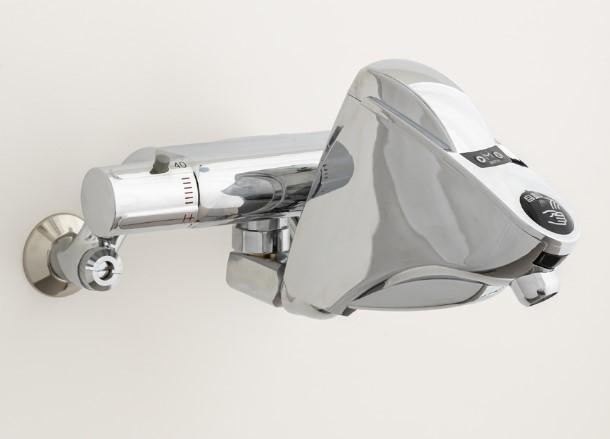 ミナミサワ【SS1HMA】Sui Sui MIX 壁付混合栓用 自動水栓 非接触