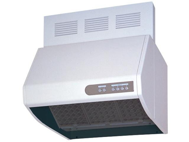 ###三菱 換気扇【V-604KQH7】レンジフードファン ブース形(深形) 熱交換・強制同時給排気タイプ