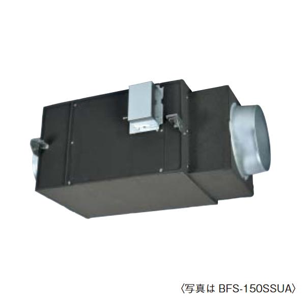 ###三菱 換気扇【BFS-40SSUA】ストレートシロッコファン 給気タイプ 消音形 φ150mm 単相100V