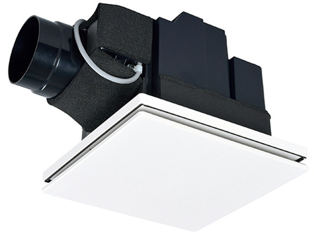三菱 換気扇【VD-13ZPQD3】クールホワイト ダクト用換気扇 天井埋込形 給気専用 大風量タイプ・電気式シャッター付(旧品番 VD-13ZPQD2)