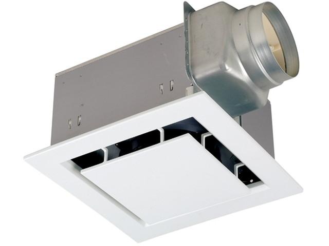 三菱 換気扇【VD-20ZX12-X】ダクト用換気扇 天井埋込形 スリットインテリアタイプ 低騒音形(旧品番 VD-20ZX10-X)
